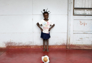 Children and their toys, candor and pride around the world